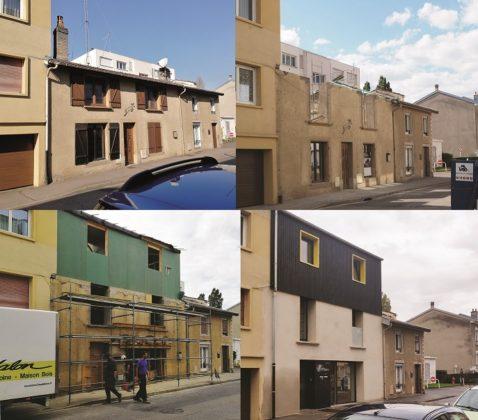 28/01/2021 – Conférence en ligne – Présentation d'un projet de rénovation et extension en bureaux et logement à Saint-Max (54)