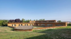 Construction d'une plateforme handicap mutualisée à Diemeringen (67)
