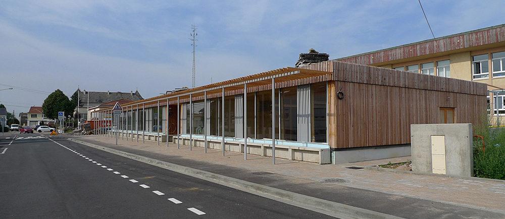 Extension de l'Ecole primaire de Boulange (57)