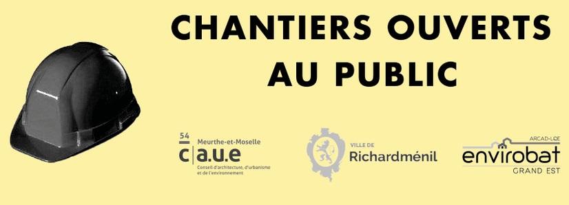 29/01/2021 – Visite de chantier – Groupe scolaire, périscolaire et associatif de Richardménil (54)