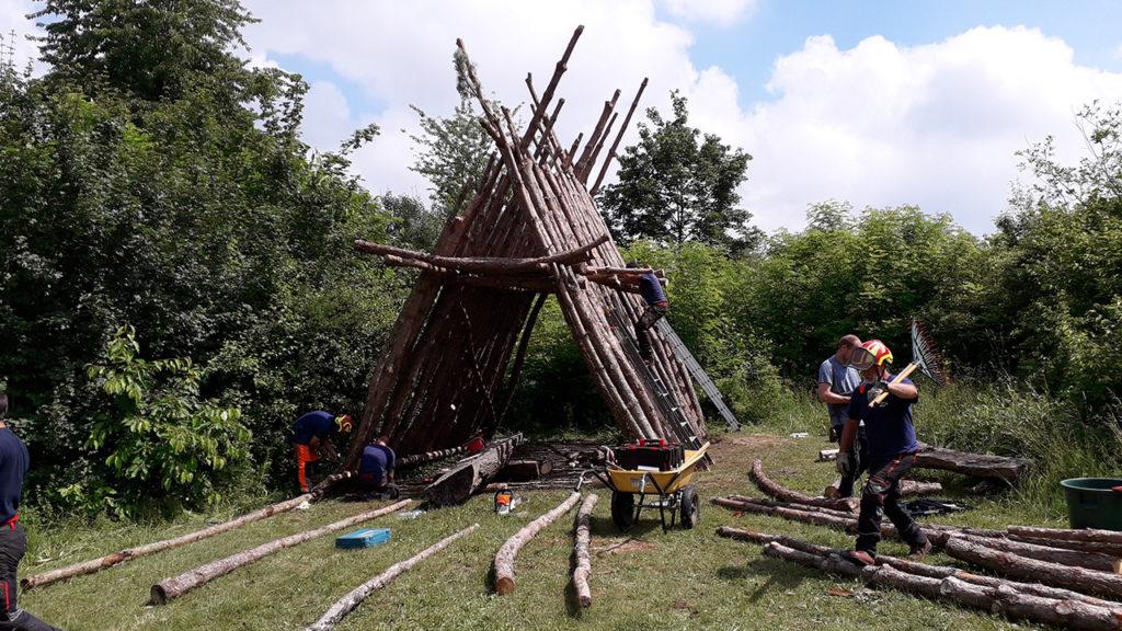 Prix Envirobat 2019 - Parc forestier du Plateau de Haye à Nancy (54)