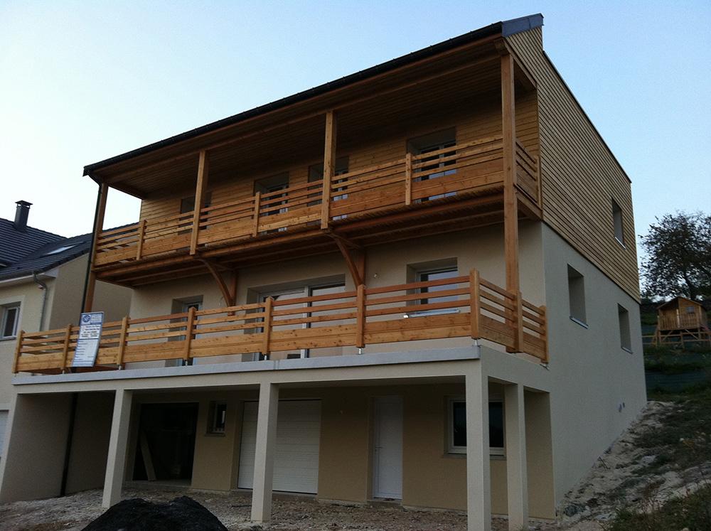 Pavillon à Lay-St-Christophe (54)
