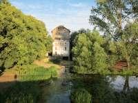 """Relais de Pays """"Le Moulin"""" à Hatrize (54) - Déconstruction, réhabilitation, construction, aménagement paysager"""